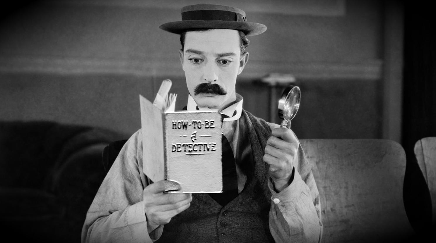 SHERLOCK JR 1924